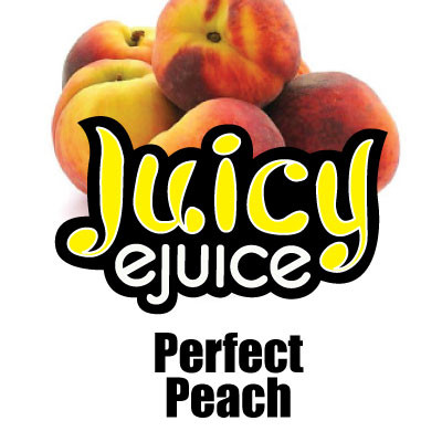 Juicy Perfect Peach e-Liquid