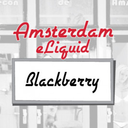 Amsterdam Blackberry e-Liquid