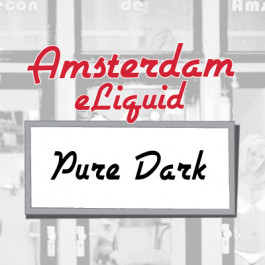Amsterdam Pure Dark e-Liquid