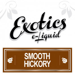 Exotics Smooth Hickory Smoked e-Liquid