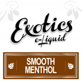Exotics Smooth Menthol e-Liquid