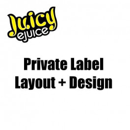 Private Label Layout + Design