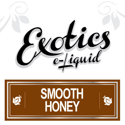 Exotics Smooth Honey e-Liquid