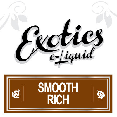 Exotics Smooth Rich e-Liquid