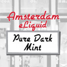 Amsterdam Pure Dark Mint e-Liquid