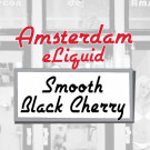 Amsterdam Smooth Black Cherry e-Liquid
