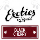 Exotics Black Cherry e-Liquid