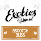 Exotics Bscotch Bliss e-Liquid