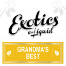 Exotics Grandma's Best e-Liquid