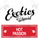 Exotics Hot Passion e-Liquid