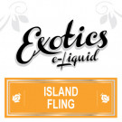 Exotics Island Fling e-Liquid