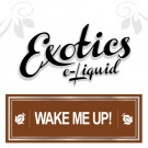 Exotics Wake Me Up! e-Liquid
