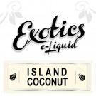 Island Coconut e-Liquid