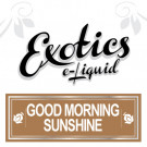 Exotics Good Morning Sunshine e-Liquid